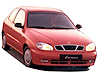 Daewoo Lanos three door (1996 to 2002)