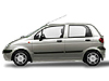 Daewoo Matiz five door (1998 to 2001)