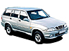 Daewoo Musso (1999 to 2002)  :