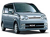 Daihatsu Move five door (2002 to 2004)  :