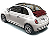 Fiat 500C (2009 onwards)  :also known as - Fiat 500 Convertible
