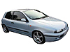 Fiat Bravo three door (1996 to 2002)