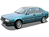 Fiat Croma (1987 to 1996)  Fitting kit C (52642) is required. Max 220km/h: