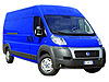 Peugeot Boxer L2 (MWB) H2 (high roof) (2006 onwards)  :also known as - Peugeot Boxer MWB high roof
