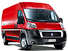Fiat Ducato L3 (LWB) H2 (high roof) (2006 onwards)  :also known as - Fiat Ducato LWB high roof