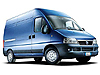 Fiat Ducato L2 (MWB) H2 (high roof) (1995 to 2006)  :also known as - Fiat Ducato / Talento MWB high roof