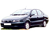 Fiat Marea four door saloon (1996 to 2002)