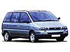 Fiat Ulysse (1994 to 2003)  with 'T track' slots, alternative option:
