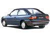 Ford Escort three door (1995 to 1999)