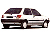 Ford Fiesta three door (1990 to 1996)
