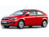 Ford Focus three door (2008 to 2012)