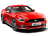 Ford Mustang coupe (2014 onwards)  :