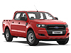 Ford Ranger double cab (2016 onwards)