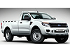 Ford Ranger regular cab (2012 to 2016)