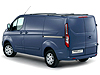 Ford Transit Custom L2 (LWB) H1 (low roof) (2012 onwards)  with fixing points: