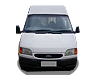 Ford Transit L3 (LWB) H2 (medium roof) (1986 to 2000)