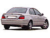 Honda Accord four door saloon (1999 to 2003)  except Type-R: