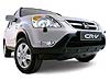 Honda CRV (2002 to 2007)