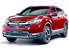 Honda CRV (2018 onwards)