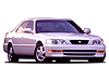 Honda Legend four door saloon (1996 to 2005)  :