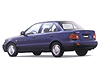 Hyundai Accent four door saloon (1995 to 2000)