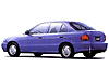 Hyundai Accent five door (1995 to 2000)