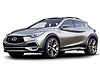 Infiniti QX30 (2016 onwards)