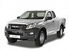 Isuzu D-Max extended cab (2011 onwards)