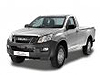 Isuzu D-Max single cab (2011 onwards)