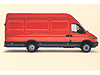 Iveco Daily LWB high roof (1999 to 2006)