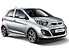Kia Picanto five door (2011 onwards)