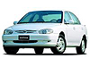 Kia Mentor II four door saloon (1998 to 2000)  :
