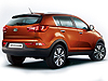 Kia Sportage five door (2010 to 2016)