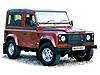 Land Rover Defender 90 (1983 onwards)