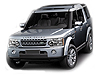 Land Rover Discovery 4 (2009 onwards)  :