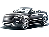 Range Rover Evoque cabriolet (2016 onwards)  :