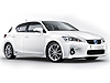 Lexus CT five door (2010 onwards)