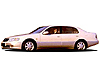 Lexus GS four door saloon (1993 to 1998)  :also known as - Lexus GS 300