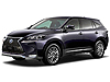Lexus RX five door (2016 onwards)