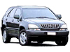 Lexus RX five door (1998 to 2003)