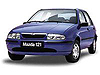 Mazda 121 five door (1996 to 2000)