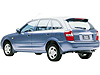 Mazda 323 five door (1998 to 2004) :
