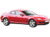 Mazda RX8 four door coupe (2003 to 2013)