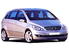 Mercedes Benz B Class (2005 to 2012) :also known as - Mercedes Benz B Class (W245)