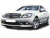 Mercedes Benz C Class four door saloon (2007 to 2014)  :