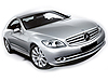 Mercedes Benz CL (2006 to 2011)  :also known as - Mercedes Benz S Class coupe (C126), Mercedes Benz CL (C126)