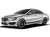 Mercedes Benz CLA coupe (2013 onwards) :