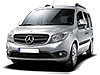 Mercedes Benz Citan Combi/Traveliner (2012 onwards)