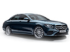 Mercedes Benz E Class four door saloon (2016 onwards)