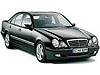 Mercedes Benz E Class four door saloon (1995 to 2002)